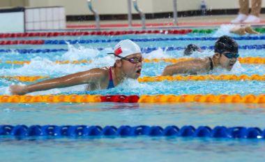省青少年游泳锦标赛落幕