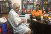 """肇庆89岁""""神秘好心人""""龙伯 不舍吃穿十年坚持捐资助人"""