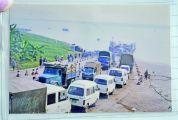 61年历史、高峰年渡运量达56万车次 二塔战备渡口:昔日城市大动脉