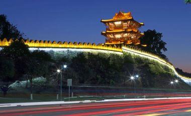 千年古城墙见证70年肇庆城变