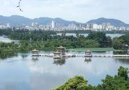 """星湖:肇慶人挖出來的""""母親湖"""""""