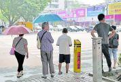 首批行人過馬路語音提示系統運行 分別設置在端州城區四個路口