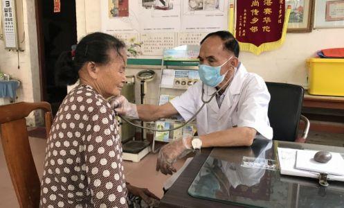 鼎湖古稀村醫李少佳 從醫六十載詮釋醫者父母心