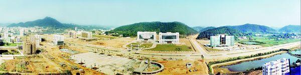 从1999年到2019年,德庆县城面貌今非昔比。 西江日报通讯员 温爱民 徐向光 摄