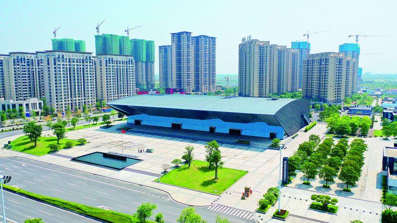 肇慶新區踐行新型城市化理念 細節講述未來城市