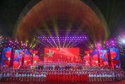 """""""我和我的祖国""""肇庆庆祝中华人民共和国成立70周年文艺晚会举行 讴歌新时代 礼赞新中国 期盼新发展"""