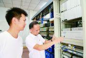 广铁集团肇庆信号水电段高级技师李永坚 见证新中国铁路事业的腾飞