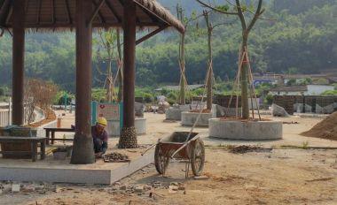 广宁螺岗积极做好人居环境建设