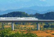 這條高鐵今日開通!肇慶人可以全程坐高鐵到梅州吃喝玩樂啦~