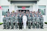 我市各地人武部组员赴军营探访新兵 跟踪教育