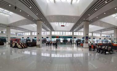 肇慶粵運汽車總站開業運營