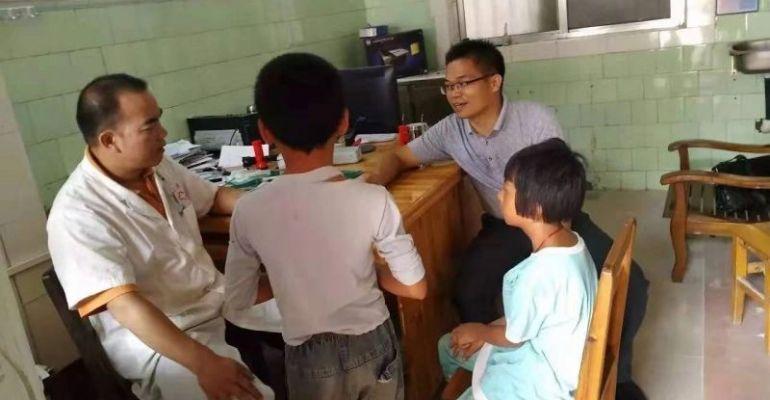 他把困難群眾當做自己的家人 ——追記肇慶扶貧好干部馮永成(三)