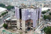 """端州推进实施残旧废弃建筑物专项整治 24年""""烂尾楼""""开拆 将成发展""""宝地"""""""