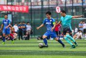 肇庆超甲乙级足球联赛打响 27支队伍超400名球员展开角逐