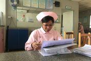 万米高空病童危急 二院护士出手相救