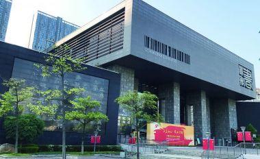 市图书馆:肇庆城市文化地标