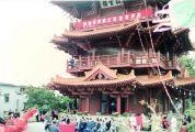 重现宋风古韵,由此掀起全市修复文物古迹热潮 披云楼:新中国我市首个纯仿古建筑