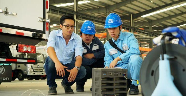 跟踪服务及时解难题 量身定制保障用电需求