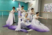 肇庆一老年艺术团舞出风采 舞蹈《紫气祥云》展示端砚文化