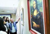 法国卢浮宫经典版画藏品亮相肇庆 卢浮印象 艺术流淌