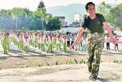 生命之舞—— 记肇庆市优秀共产党员、舞蹈艺术家钱巍