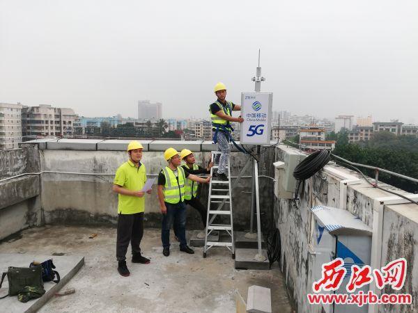 5G基站建设4