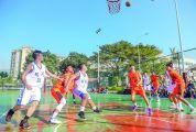 肇庆市青少年篮球锦标赛鸣金