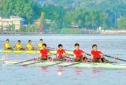 省青少年赛艇冠军赛在肇收桨 肇庆队表现出色勇夺13项桂冠