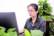 肇庆中院信访法官黎洁芳的退休寄语:愿老百姓能够相信法律,信任司法
