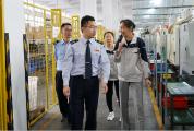 怀集县税务局开展个性化服务