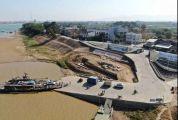 800平方米停车场、车行道拓宽……鼎湖广利砚洲渡口设施升级大改造!