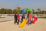 鼎湖又有新公园对市民开放 至此,鼎湖已完成今年街头小景建设任务