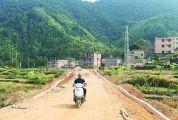 """广宁镇村干部送主题教育课让村民开了窍 花山村""""最后一百米""""回家路通了"""