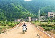 """广宁花山村""""最后一百米""""回家路通了"""