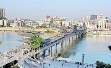 柑乡大桥:四会城市腾飞的助推器
