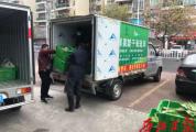 """肇慶市供銷社全力保障蔬菜供應,穩住市民的""""菜籃子"""""""
