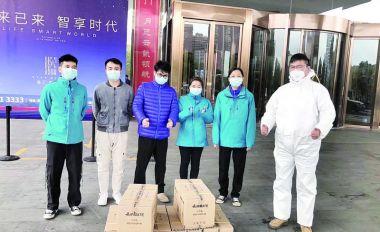 肇庆市首批援助湖北医疗队前线见闻