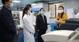 范中杰到德庆县调研检查疫情防控、工业园区复工复产和乡村振兴综合改革工作