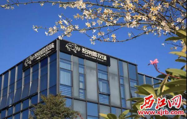 疫情期间暖心助企 肇庆新区为企业减免租金一百多万元