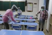 未雨綢繆,筑牢防線!鼎湖多所學校開展新冠肺炎疫情防控應急處置演練