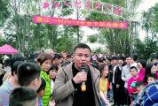 艰辛追梦为村民 —— 记高要区南岸街道新江一村村委会主任邓汉标