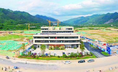 端州双龙科创产业谷建设稳步推进