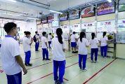 肇庆市各学校疫情防控措施到位确保返校师生健康