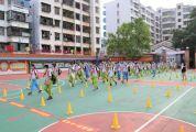 """nba虎扑篮球:校园增添了一道新的""""风景线""""!处处可见~"""