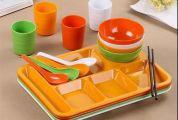 你家宝宝用这个吗?快来学习如何挑选密胺餐具!