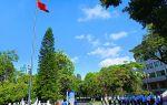 市委办公室举行升国旗仪式 爱党为国尽忠诚 牢记使命勇担当