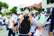 肇庆市2020年高考昨圆满结束 考试无事故 考风考纪好 考务无差错 试题安全保密