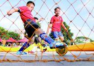 """""""七星杯""""少年儿童足球赛开赛"""