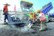 端州七八路加快升级改造助力文明创建 80台大型机器火力全开确保8月底全线通车