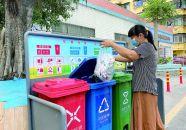 垃圾分类成习惯 文明新风传万家